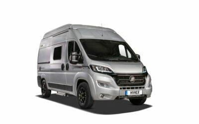 HYMER Camper Vans Fiat
